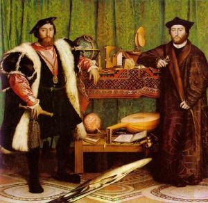 Hans-Holbein-Les-ambassadeurs