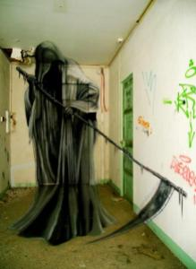 JeazeOner THe grim reaper