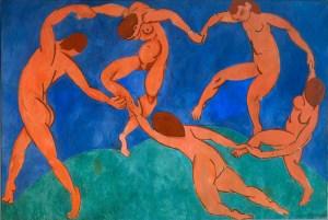 Henri-Matisse-La-Danse-1908-Saint-Pétersbourg-Ermitage